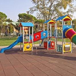 Giochi per parchi pubblici e privati