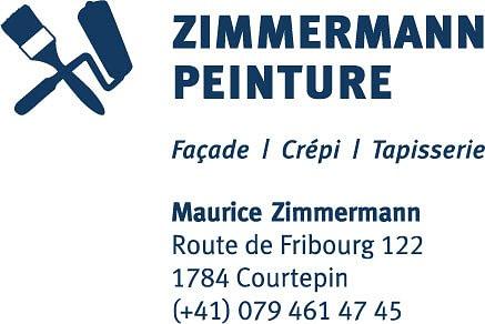 Zimmermann Peinture A Courtepin