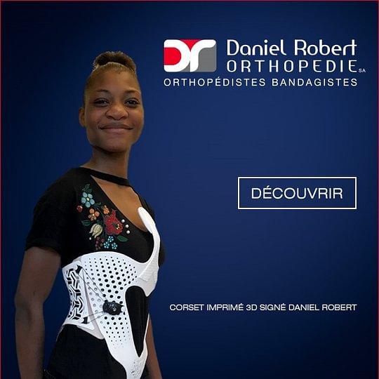 Daniel Robert Orthopédie SA