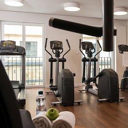 24/7 Fitness Room