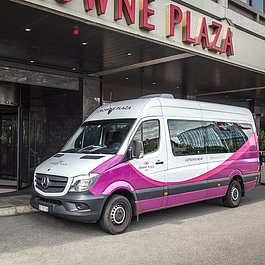 Crowne Plaza Geneva - Shuttle Bus
