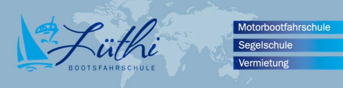 Bootsfahrschule Lüthi