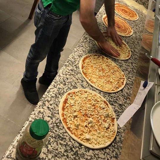 Pizzeria an der Limmat