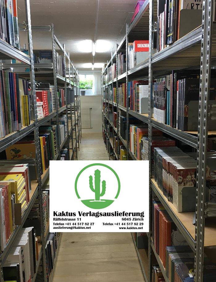 Kaktus Verlagsauslieferung / Bücher & Comics