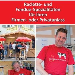 Fundue- und Raclette-Spezialitäten