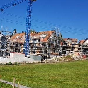 MFH Ernetschwil, Neubau 22 Eigentumswohnungen