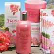 3 Rosa: Linea dalle ottime virtù idratanti, protettive e addolcenti. È caratterizzata dalle tre mirabili note profumate di Rosa centifolia, Pepe rosa e Malvarosa.