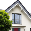 Haustüren in Aluminium, Wohnungsabschlusstüren in Aluminium