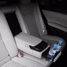 Intérieur Mercedes classe S