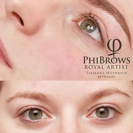 Microblading in Chur, Phibrows Royal Artist