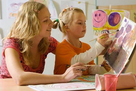 Kleinkinder 37 Monate - Kindergarteneintritt