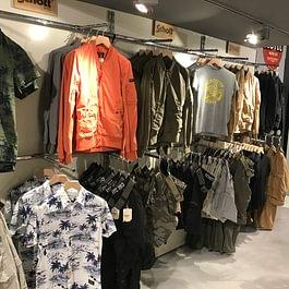 Boutique Schott - Rue de l'Ale à Lausanne