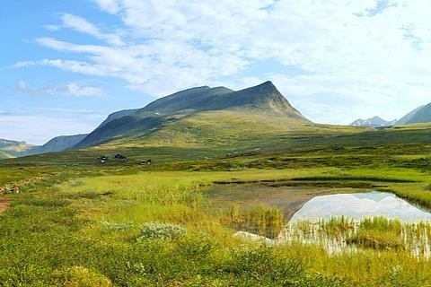 Wandern Schweden: Hüttenwandern Kungsleden