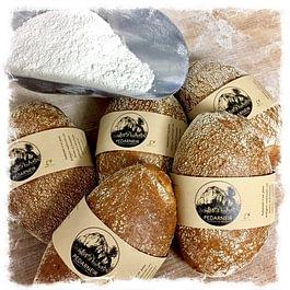 Pedarneir pane BIO 100% made in Bregaglia