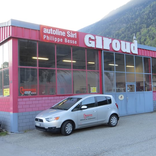 Giroud Autoline Sàrl