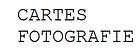 Cartes Fotografie