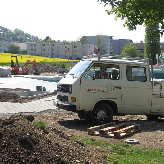Balsiger Gartengestaltung GmbH Ihr Gartenprofi in der Region