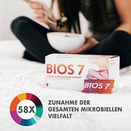 Die wahre Darmgesundheit beginnt mit BIOS 7