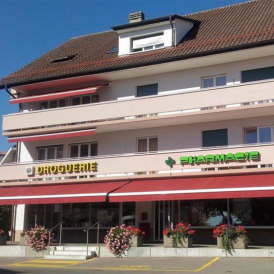 Pharmacie & droguerie de Saint-Sulpice