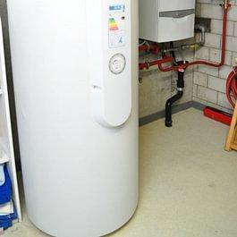 Sanierung Gasheizung, Einfamilienhaus in Pfeffingen