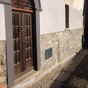 risanamento facciata e intonacatura sasso a vista