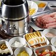Fondue Chinoise, Restaurant, Central Hotel Wolter Grindelwald