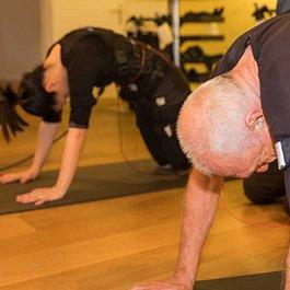 EMS Training und Fitness