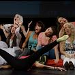 Création de la comédie musicale Jarretières givrées.ch par la formation pro en 2015