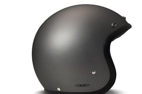 DMD Helmet Matt grey