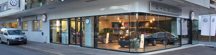 A. & M. Bizzozero VW Garage Bern