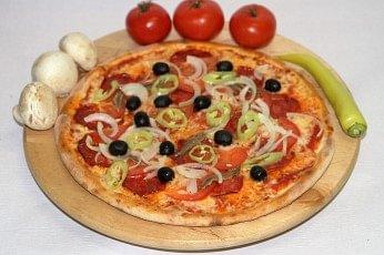 Nos Pizzas Fraîches Classiques