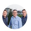 Geschäftsleitung  Philippe Heimoz, Georg Jung,  Marc Heimoz