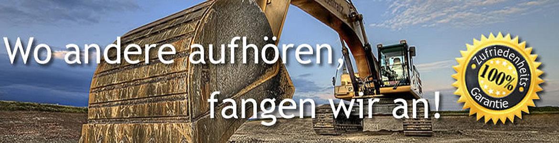 Baggerbetrieb Hasenfratz AG