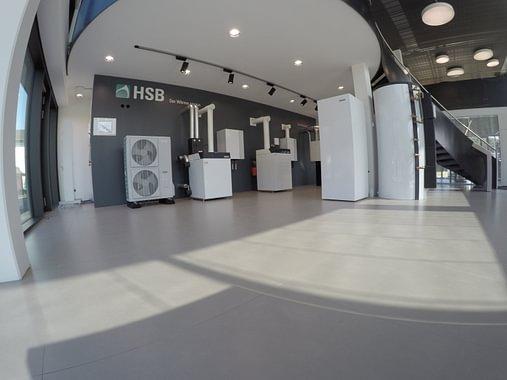 Showroom Belp - Beratung und Präsentationen der Geräte im Betrieb. Wir freuen uns auf Ihren Besuch.
