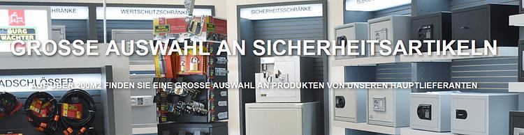 Eschmann M. Sicherheits- + Verschlusstechnik AG