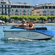 Derby, bateau électrique, 4places, sans permis