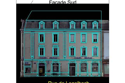 Fassadenaufnahmen
