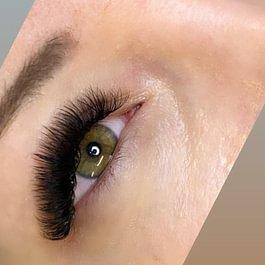 Mega Volumen lashes