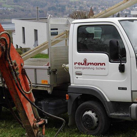 Reutimann Gartengestaltung GmbH