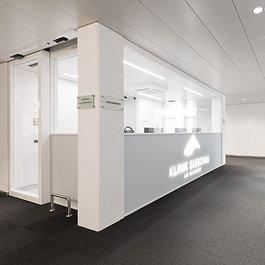 Klinik Seeschau AG - Stationszimmer