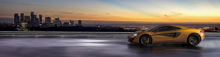 McLaren Geneva Autobritt Grand-Pré SA