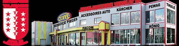 Vérolet Jean-Maurice SA