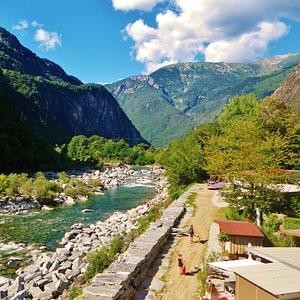 Maggia River