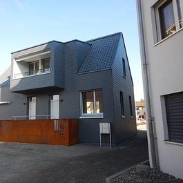 Holzsystembau, Atelier Steinhausen