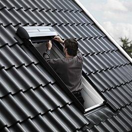 Pose et motorisation de fenêtres de toit VELUX