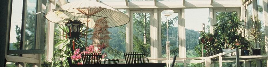 BUCHS Wintergärten-Reinigung und -Service