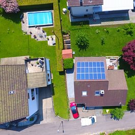 Solaranlage Zofingen
