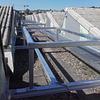 Dachkonstruktion verzinkt
