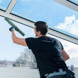 Fensterreinigung, Endreinigung mit Abgabegarantie, Regelmäßige Haushaltsreinigung