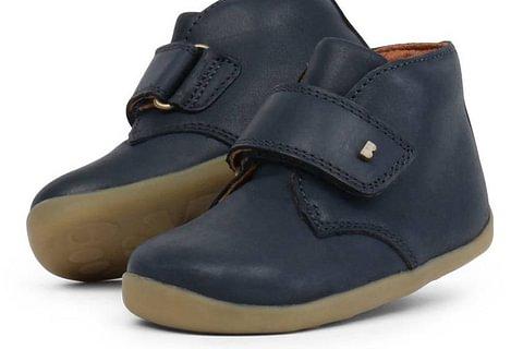 Erste Schuhe von BOBUX: Port + Desert Boots